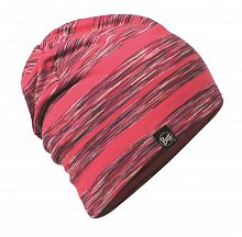 Шапка BUFF COTTON HAT WILD PINK STRIPES