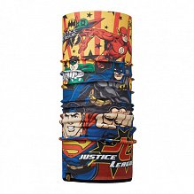 Бандана BUFF Licenses SUPERHEROES JR POLAR BUFF JL  MULTI / BLACK