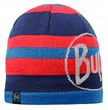 Шапка BUFF KNITTED HATS BUFF OVEL BLUE
