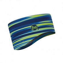 Повязка BUFF WINDPROOF WINDPROOF HEADBAND BUFF KENNEY BLUE S/M