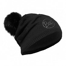 Шапка BUFF KNITTED & POLAR HAT BUFF STELLA BLACK CHIC