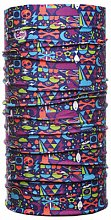 Бандана BUFF TUBULAR UV BUFF KIDS NEON SPACE